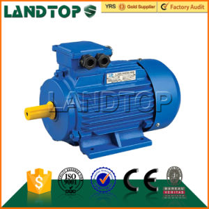 LANDTOP 380V 2.2kw 3HP 1400 rpm motor pictures & photos