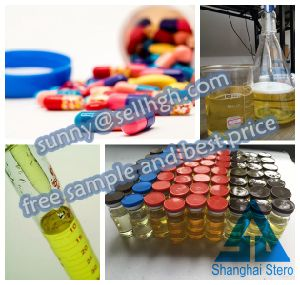 Injectable Anabolic Steroids Vials Drostanolone Enanthate 100mg Masteron Enanthate pictures & photos