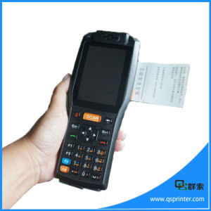 Handheld POS Terminal Android 4.2 Lottery Payment Terminal Androids Smart POS Terminal