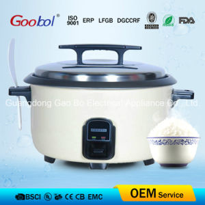 New Design Ear & Lid Handle Big Drum Rice Cooker pictures & photos