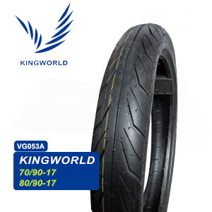 Size 45/90-17 60/80-17 70/90-17 Motorcycle Tire to Philippines pictures & photos
