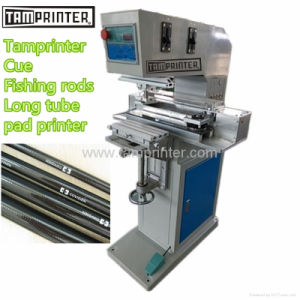 TM-XL Plastic Caps Long Bar Shuttle Ink Cup Pad Printing Machine pictures & photos