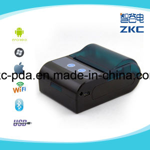 58mm Portable Mobile Thermal Receipt Printer (ZKC5804) pictures & photos
