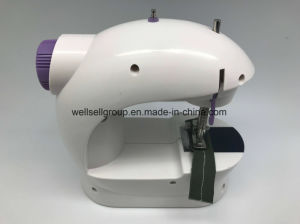 Electric Mini Household Sewing Machine pictures & photos