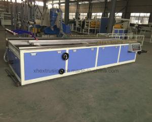 Twin Screw WPC Foam Profile Extrusion Line/ PVC Production Line pictures & photos