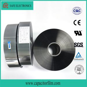 Capacitor Film Al/Zn Heavy Edge Single Sided Metallized Film pictures & photos