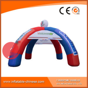 Colorful Shinning Design Tarpaulin Inflatable Tent for Exhibition Trade Show Event Tent1-304 pictures & photos