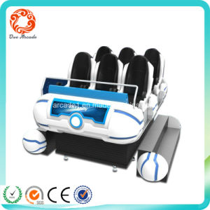 Factory Price 9d Virtual Reality Cinema Game Machine pictures & photos