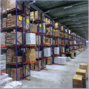 Warehouse Metal Rack for Heavy Duty Pallet Storage pictures & photos