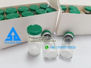 Hot Sale Polypeptides Ghrp-6 10mg/Vial Pharmaceutical Peptides Weight Loss Ghrp-6 pictures & photos