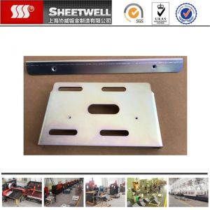 Custom OEM Laser Cutting Galvanized Sheet Metal Fabrication pictures & photos