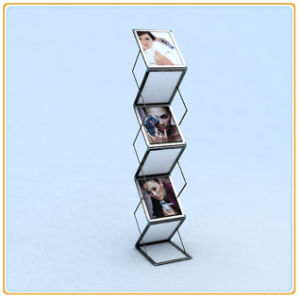Books & Magazine Display Rack (E07B4) pictures & photos