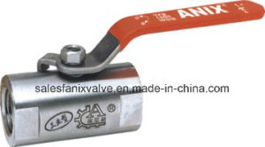 (1000WOG) Ball Valve with Internal Thread (bar stock) pictures & photos