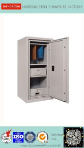 Fire Prevention Filing Cabinet Metal Furniture with 4 Drawers/Fireproof Cabinet pictures & photos