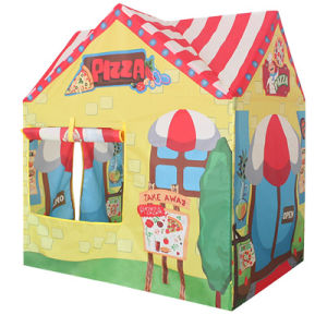 High Quality Child Tent Folding Playhouse Tent Girl House Ca-Kt8726 pictures & photos