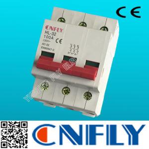Hl32-100 3p Isolator Switch 100 AMP MCB