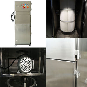 Automatic De-Dusting Machine pictures & photos