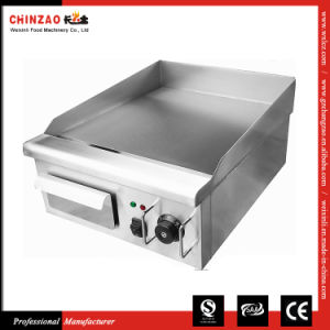 Small Electric Griddle Dpl-410 pictures & photos