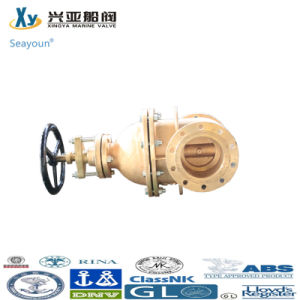 Chinese Manufacturer Slarge Diameter Gate Valves pictures & photos