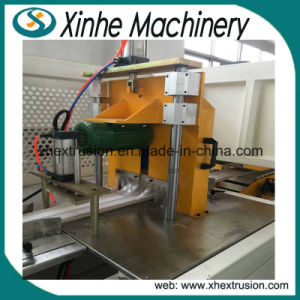Twin Screw WPC PVC Foam Profile Extrusion Making Machine Production Line pictures & photos