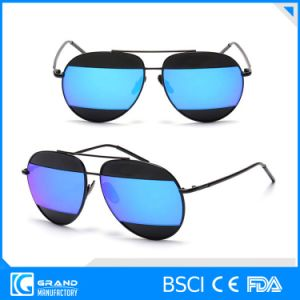 2017 Dropshipping Wholesale Fashion Metal Sunglasses pictures & photos