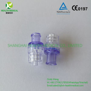 One-Way Valve with Fliter Connector pictures & photos