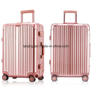 Hot Sale Aluminum Trolley Luggage Trolley Bag for Travel pictures & photos