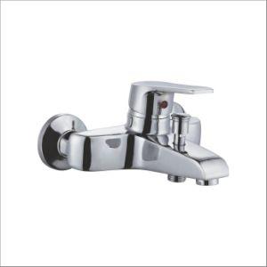 New Design Single Handle Bathtub Mixer&Faucet Jv72103 pictures & photos