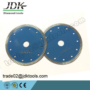 Diamond Turbo Cutting Disc Saw Blade for Granite pictures & photos