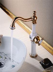 New Design Ceramic Antique Basin Faucet (Zf-611-1) pictures & photos