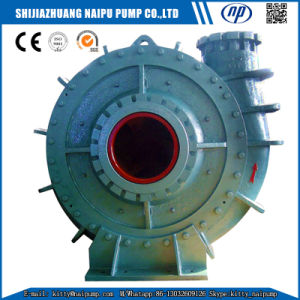 10 Inches Centrifugal Sand Gravel Pump (12/10 G-GH) pictures & photos
