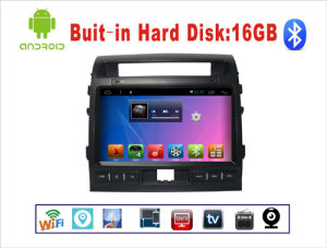 Android System Car DVD GPS for Highlander 10.1 Inch Touch Screen with Bluetooth/TV/MP3/MP4