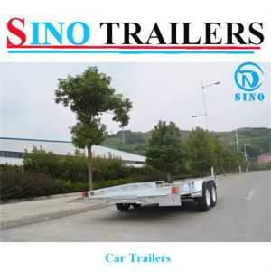 Hot Dipped Galvanized Car Trailer pictures & photos