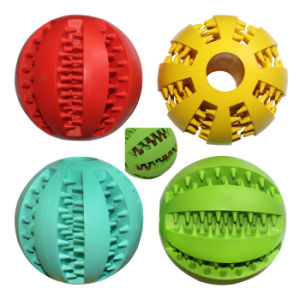 Pet Training Food Dispenser Treat Ball for Dog and Cat pictures & photos