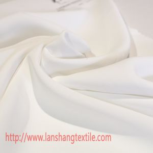 Chemical Fiber Polyester Satin Fabric for Dress Skirt Curtain Suit pictures & photos