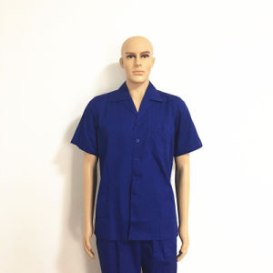 Fr Cotton Workwear with Pocket/Zipper/Velcro pictures & photos