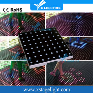 RGB Full Color Interactive LED Dance Floor pictures & photos