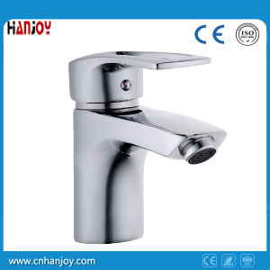 Sanitary Ware Single Handle Basin Bath Faucet pictures & photos