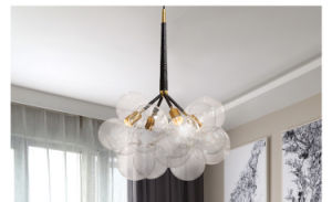 New Products Glass Ball Designer Modern Pendant Light for Restaurant pictures & photos