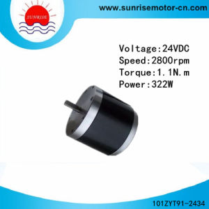 24V 1.1n. M 322W DC Motor pictures & photos