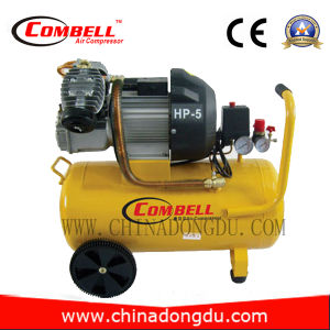 Direct Air Compressor Two Cylinder (3.0HP-50L) pictures & photos