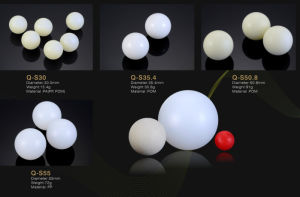 Plastic Solid Ball for Machinery 6