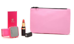 Promotion Ladies PU Leather Cosmetic Bag (BF218504D) pictures & photos