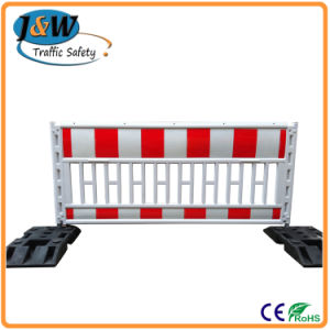 Road Barrier Plastic, Fence Barrier, Crowd Control Fencing pictures & photos