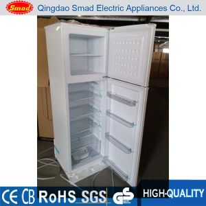 Home Appliance Double Door Refrigerator with CE CB pictures & photos