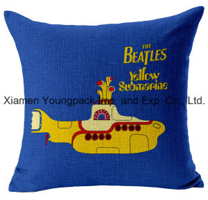 Wholesale Bulk Decorative Custom Printed Square Throw Cushion Covers pictures & photos
