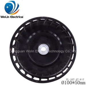 100*50mm Blower Impeller. Fan Impeller. Fan Wheel