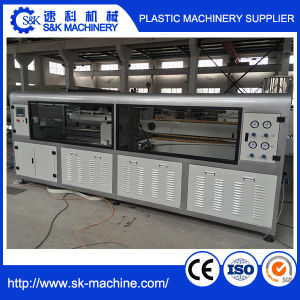 PE/PP/PPR Pipe Production Line with Co-Extruder for Color Line pictures & photos