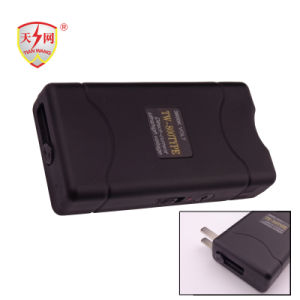 Easy Grabed Electric Shock Stun Guns Stick for Lady Self Defense pictures & photos