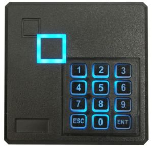 Plastic RFID Card Reader Access Control Keypad Offline Access Controller pictures & photos